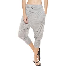 super.natural Harem Pants Dame ash melange